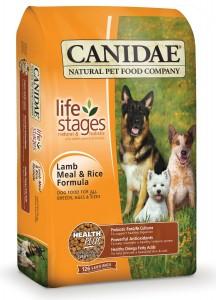 canidae natural food