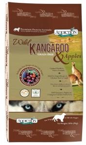 addictions kangaroo and apple